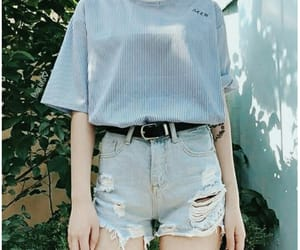 aesthetic, ootd, and asian girl image