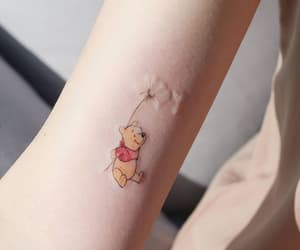 tattoo and winnie the pooh image