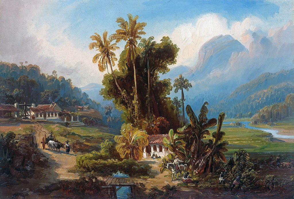 venezuela, painters, and ferdinand bellermann image