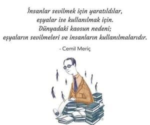 alıntı, türkçe sözler, and cemil meriç image