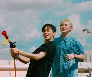 kpop, chenle, and nct dream image