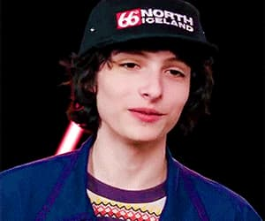 gif, cute, and finn wolfhard image