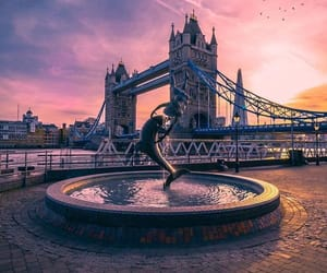 explore, london, and travel image