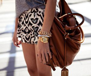 bag, style, and fashion image