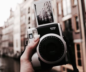 camera, photography, and travel image