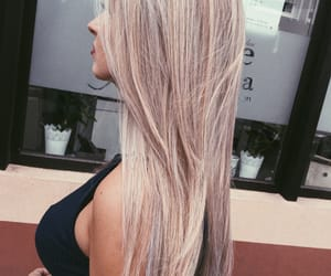 blonde, coloring, and colour image