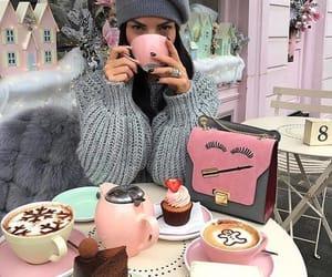 coffee, fashion, and london image