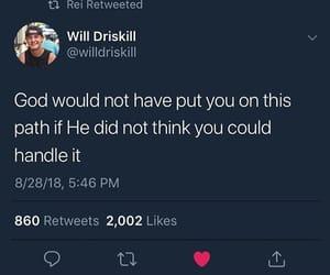 god, inspirational, and motivation image