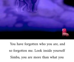 remember, simba, and lionking image