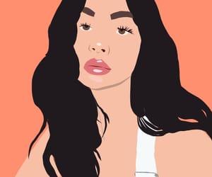 aesthetic, eyelashes, and instagram image