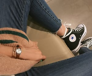 asian, converse, and fashion image