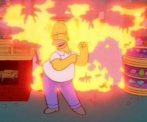 homer, meme, and reaction image
