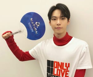 doyoung, nct, and kpop image