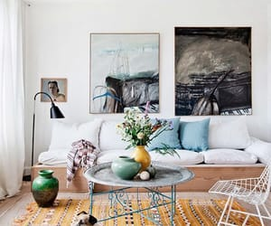 decoration, living room, and design image