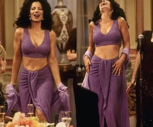 90s, fashion, and the nanny image
