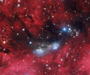 galaxy, nebula, and space image