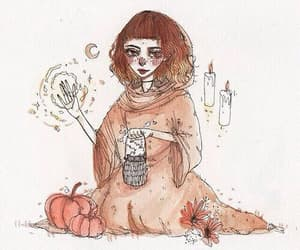 autumn, wicca, and autumns image