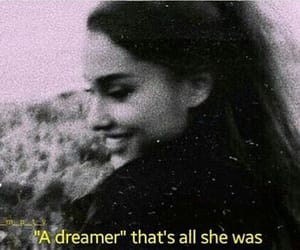 dreamer, oh yes, and ariana grande image