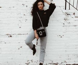 fashion, kelsey simone, and beauty image