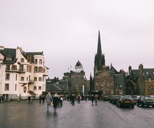 edinburgh, photography, and scotland image