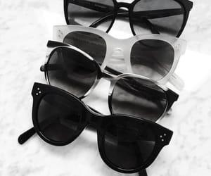 fashion, minimal, and shades image