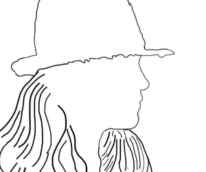 png, outline, and sticker image