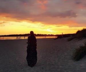 beach, fashion, and beautiful image