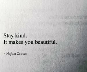 kind, quotes, and beautiful image