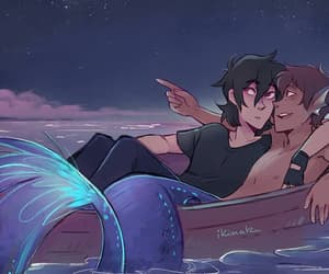 fanart, keith, and lance image