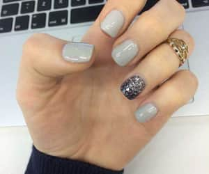 manicure, nailart, and gelish image