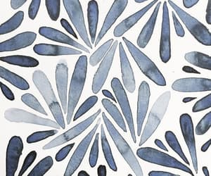 background, blue, and pattern image