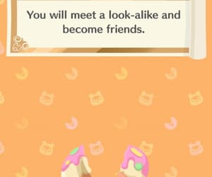 animal crossing, cute, and orange wallpaper image