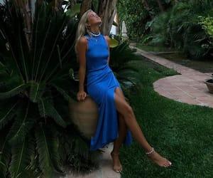blue, hair, and josefinehj image
