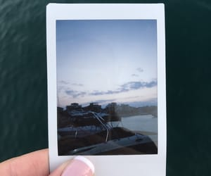 blue, ocean, and places image