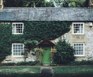 cottage, jane austen, and love image