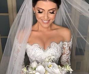 wedding and beautiful bride image