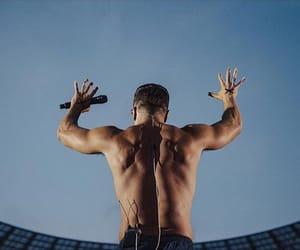 back, concert, and dan reynolds image