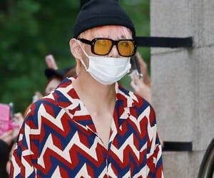 glasses, bangtan boys, and taehyung image