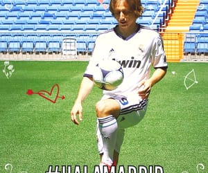 anniversary, modric, and football image