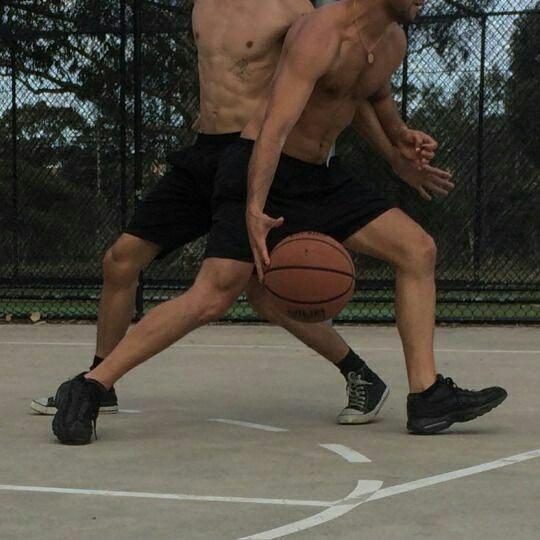 aesthetic, Basketball, and boys image