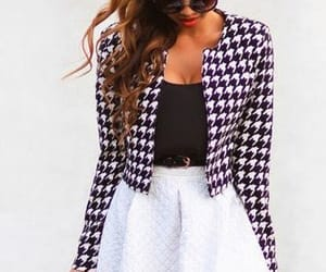 accessories, fashion, and skirt image