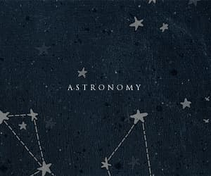aesthetic, ravenclaw, and astronomy image