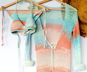 etsy, festival, and summer sweater image