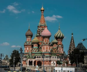 building, landscape, and rusia image