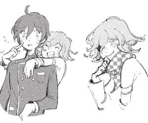 anime, oumasai, and danganronpa image