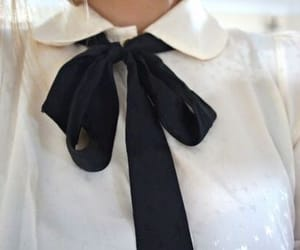 fashion, bow, and style image
