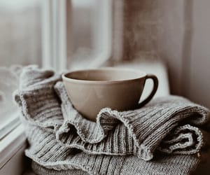 coffee, cozy, and aesthetic image