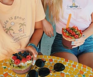acai, fitness, and life is good image