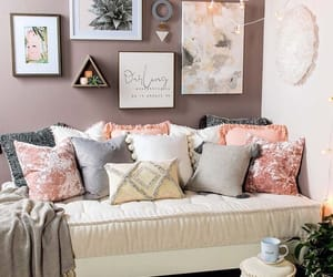 aesthetics, bedroom, and bohemia image