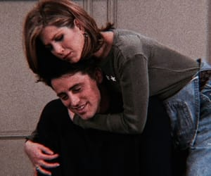 friends, Joey, and rachel green image